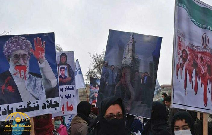 وثيقة سرية للخارجية الإسرائيلية: المظاهرات أضعفت النظام الإيراني وقد تهدد استقراره اذا استمرت