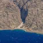 """شاهد بالصور: الطريق الذي سار عليه النبي موسى وقومه هرباً من فرعون.. وهذه علاقته بمشروع """"نيوم""""!"""