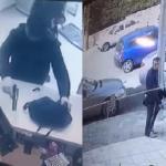 شاهد : في وضح النّهار.. سطو مسلح على بنك في الأردن وسرقة مبلغ ضخم وهذا مصير السارق