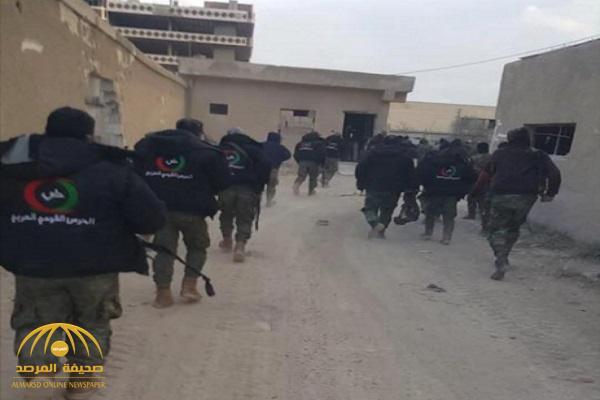"""من هي ميليشيا """"الحرس القومي العربي"""" التي تشارك في معارك حرستا بسوريا  ؟"""