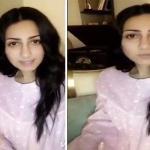 بالفيديو .. الفنانة البحرينية هيفاء حسين تعتزل الفن وتكشف السبب !