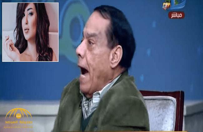 """بالفيديو: محامي """"شيما"""" يتهم حلمي بكر بابتزازها بهدف الزواج منها.. شاهد كيف رد عليه!"""