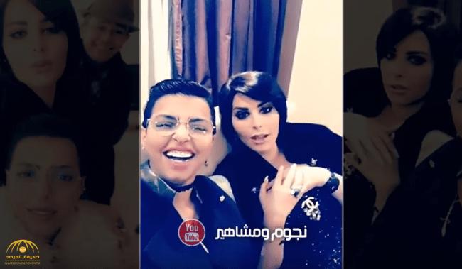 فيدو.. كابتن ريما  للفنانة شمس : هذي أخرتك ترقصين بالمراقص !
