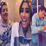 """بعد أقل من شهرين.. الفنان الكويتي """"عبد الله عباس"""" يفاجئ الجميع بإعلان طلاق زوجته الممثلة ليلى عبد الله.. هكذا وصفها"""