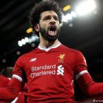 """شاهد.. جماهير """"ليفربول"""" تتغنى باسم اللاعب محمد صلاح: إذا سجلت أهداف أخرى سنصبح مسلمين"""