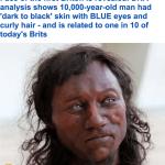 اكتشاف جديد  في بريطانيا قد يغير من المفاهيم ويبدل القناعات !