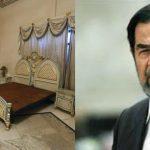 من هي الفنانة التي نامت على سرير صدام حسين!
