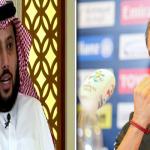 """تغريدة لـ """" آل الشيخ"""" عن """"مدرب الهلال"""" تثير العديد من التساؤلات حول مصيره مع النادي !"""