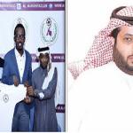 """آل الشيخ لـ""""أحمد المعلم"""" : بح … بح تسويق رياضي!"""