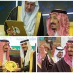 بالصور و الفيديو : خادم الحرمين يرعى حفل افتتاح منتدى الرياض الدولي الإنساني
