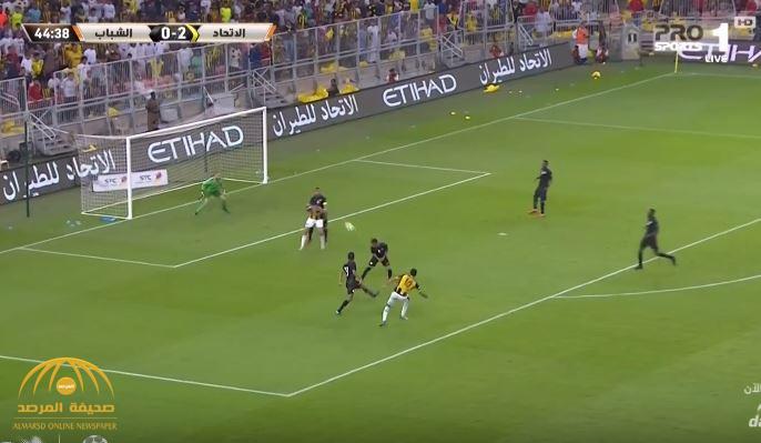 بالفيديو : الاتحاد يسحق الشباب بثلاثة أهداف و يتأهل لدور الأربعة في بطولة كأس الملك
