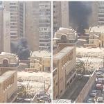 شاهد: اللقطات الأولى لانفجار سيارة مفخخة في الإسكندرية.. هذه حصيلة الوفيات والمصابين