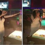 شاهد.. طبيبة مصرية تحتفل بطلاقها بوصلة رقص في أمريكا
