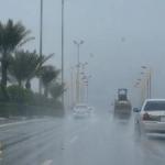 أمطار رعدية ورياح مثيرة للأتربة تجتاح 8 مناطق في المملكة