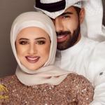 شاهد.. لماذا أثارت هذه الصورة لمذيع كويتي وزوجته جدلاً على مواقع التواصل؟
