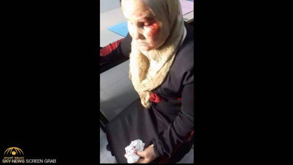 بالفيديو: معلم  تونسي يلكم أم طالبة  بعد أن اعتدى على ابنتها
