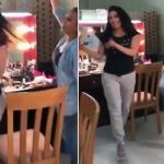 بالفيديو : كندة حنّا ترقص على الطريقة الخليجية … وزوجها غاضب !