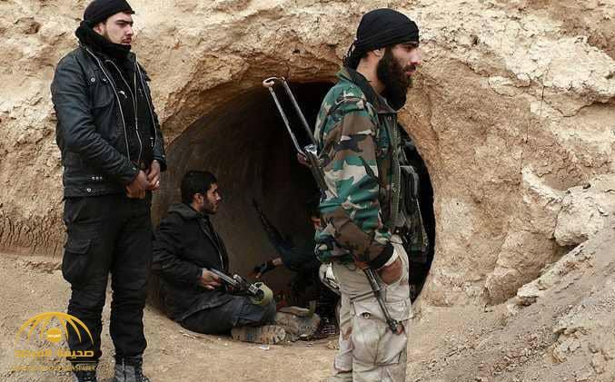 ما هي الجماعات المسلحة  الموجودة في الغوطة والقريبة من دمشق؟