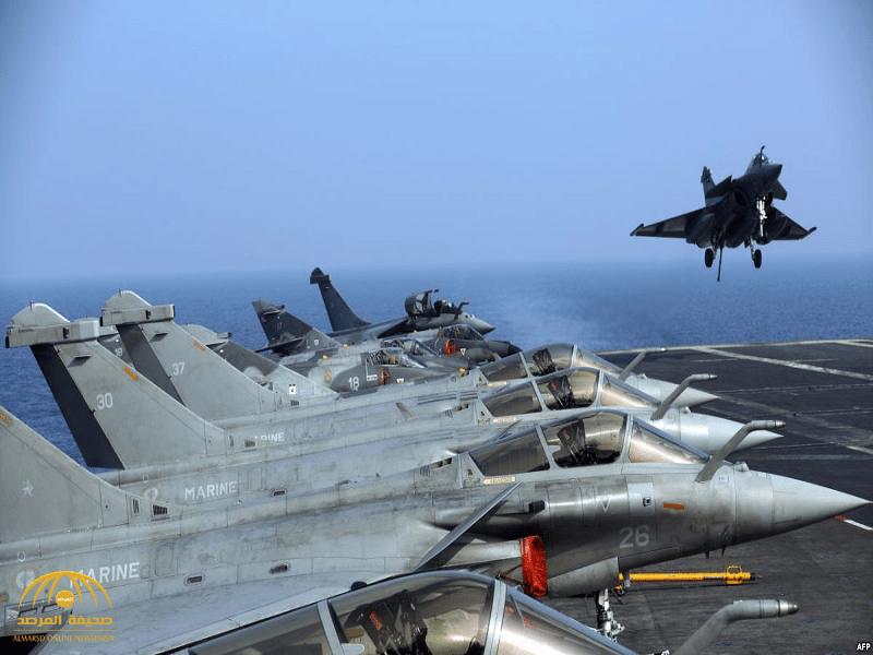 مقاتلات فرنسية تتأهب في انتظار قرار لتوجيه ضربات ضد سوريا