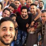 """""""محمد صلاح"""" يخصص رواتب شهرية لأكثر من 400 أسرة بقريته .. وعمدة القرية يكشف عن دور جمعيته الخيرية"""
