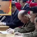 قائد أركان الجيش في كوريا الشمالية مهدد بالإعدام بسبب هذه الصورة
