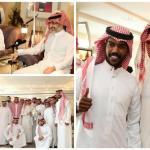 """بالصور و الفيديو : الوليد بن طلال يستقبل فريق الهلال ويكافئهم .. والجابر: """"شكراً من القلب لسموه"""""""