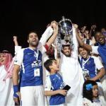 بحضور تركي آل الشيخ .. شاهد الاحتفالات الهلالية و تسليم الفريق درع كأس البطولة