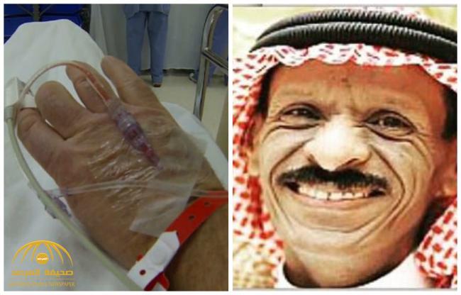 """مأساة .. الفنان """"خالد الرفاعي"""" لا يجد نفقة علاجه من السرطان .. وهكذا علق زميله """"حبيب غلوم""""!"""