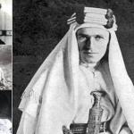 لورنس العرب… الضابط البريطاني الذي منع التدخل الأجنبي في أرض الحجاز