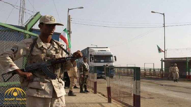 اختطاف 14 من عناصر حرس الحدود الإيراني على الحدود مع باكستان
