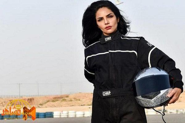 """شابة سعودية تكشف عن سر تعلقها بممارسة """"التفحيط"""" .. والسعى وراء تشكيل أول فريق نسائي"""