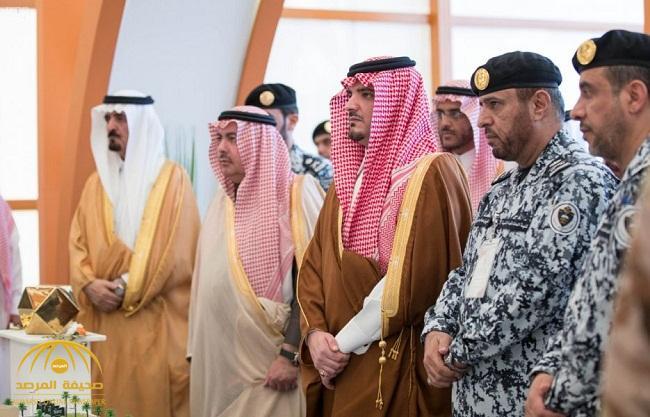 بالصور: وزير الداخلية يرعى حفل تدشين مركز الأمير نايف للإبداع الأمني