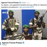 """فرانس برس : الانقلاب العسكري في الغابون """" فشل"""""""