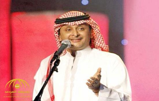 إعلان غامض عن حفل للفنان عبدالمجيد عبدالله يثير الجدل على تويتر