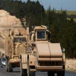 """التحالف الدولي يعلن : """"العزم الصلب"""" بدأت الإنسحاب من سوريا"""