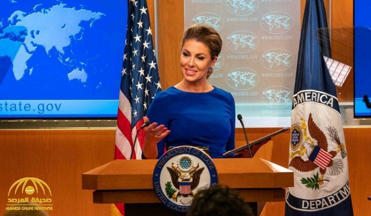 """أول رد  أمريكي على استغاثة وزير الخارجية الإيراني : """" استعينوا بمليارات خامنئي لمواجهة كورونا"""""""