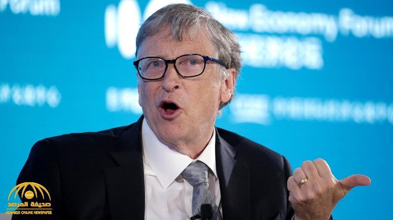 """بيل غيتس يكشف عن  توقعات  """"صادمة"""" وأخرى إيجابية بشأن أزمة كورونا العالمية"""