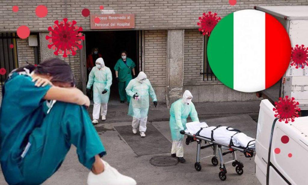 """كشف حالات وفاة """"غريبة"""" في إيطاليا لمصابين  بفيروس كورونا لم تظهر عليهم أي أعراض للمرض!"""