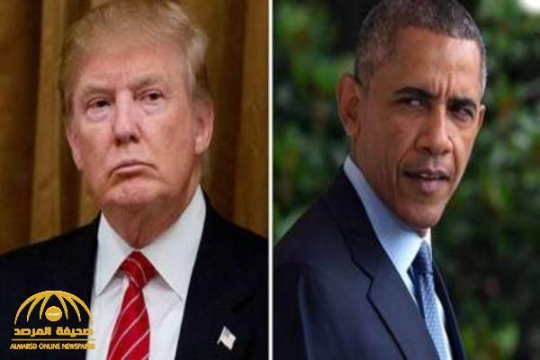 أوباما يهاجم ترامب: الآن رأينا ما يحدث