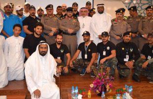 """"""" مدني مكة """" ينظم ملتقى لتأطير أوجه التعاون المشترك مع الفرق التطوعية"""