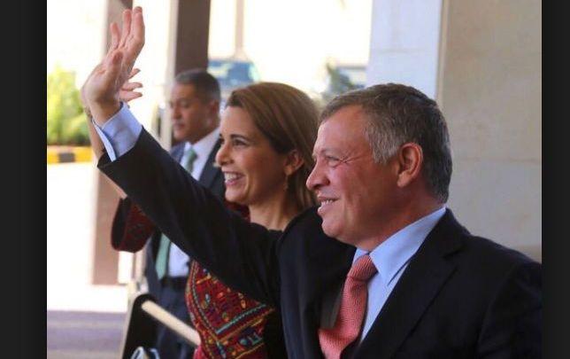 العاهل الأردني يدعم أخته الأميرة هيا