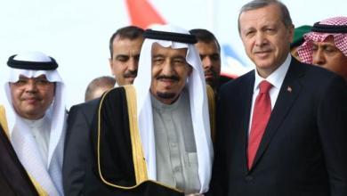 "Photo of بعد تزايد الخلافات بسبب سوريا.. ""الملك سلمان"" ومحمد بن سلمان يوجهان رسالة مفاجئة لـ""أردوغان"""