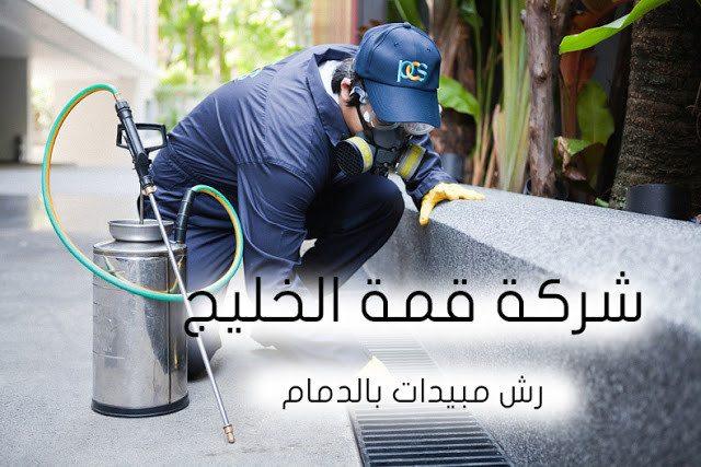 شركة رش مبيدات بالدمام 0501515313