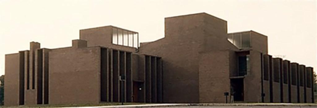 كنيسة الموحدة في روتشستر للمعماري لويس كان