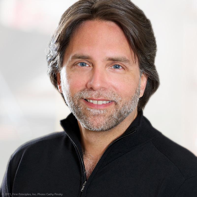 كيث رانيير مؤسس NXIVM