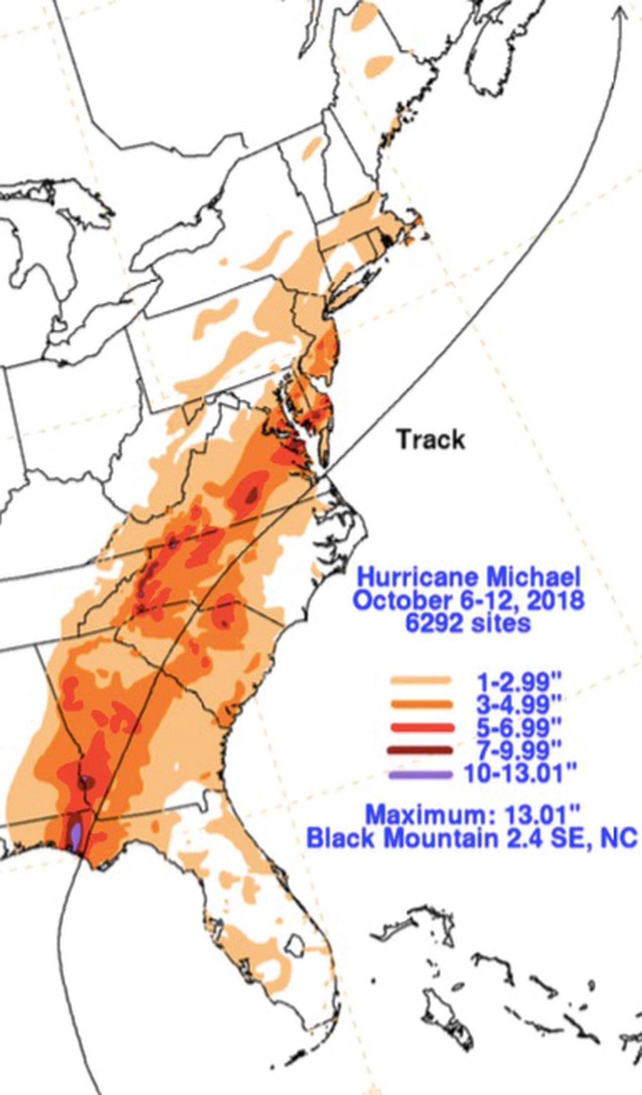 Map Of Hurricane Michael Damage : hurricane, michael, damage, Hurricane, Michael, Anniversary:, Category, Monster, Al.com