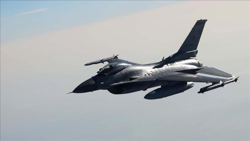 طائرة حربية قوات حفتر