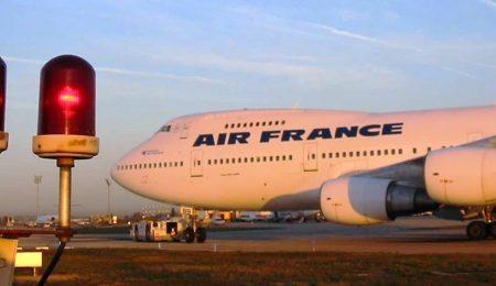 """ركة """"ايرفرانس - كيه إل إم"""" الفرنسية الهولندية للطيران"""