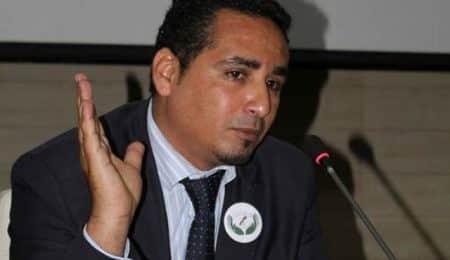 رئيس المركز الوطني لحقوق الإنسان