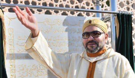 Sa Majesté le Roi Mohammed VI procède à l'inauguration d'un Complexe intégré de l'artisanat d'Essaouira. 17012020 - Essaouira.